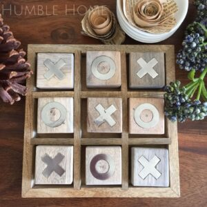 Wooden-Noughts-Crosses-BoardX-and-Os-GameTimber-Tic-tac-toe-131751078600